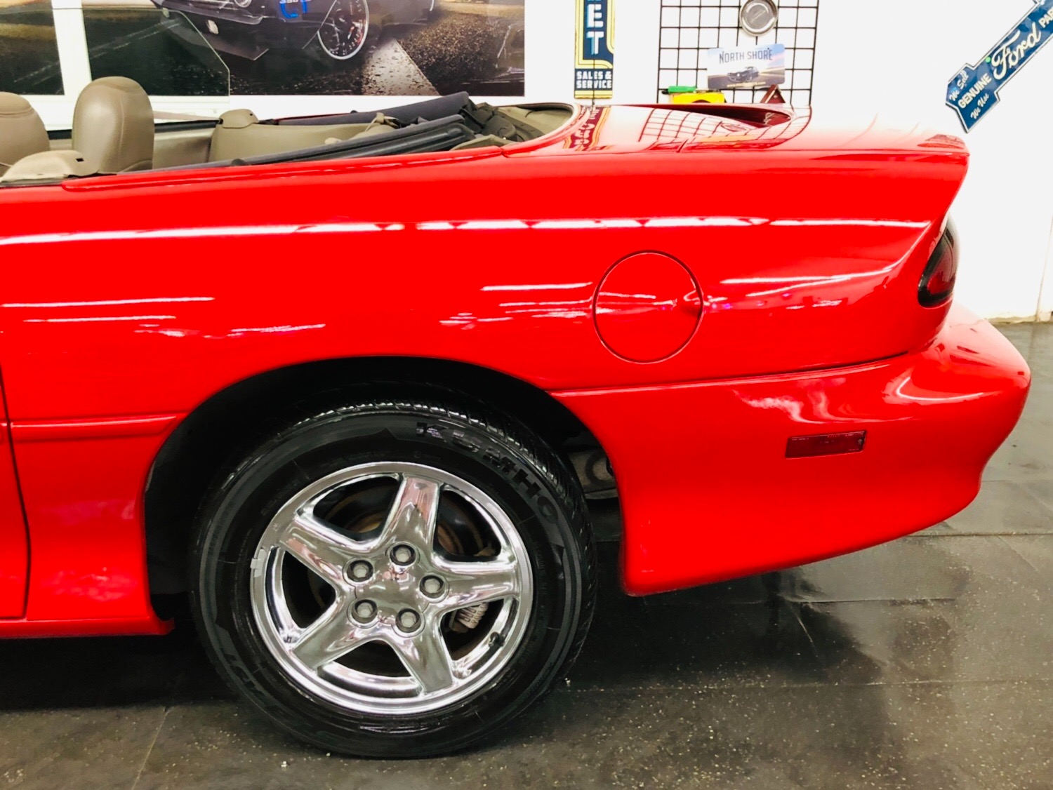 Used 1997 Chevrolet Camaro -Z28-30th YEAR ANNIVERSARY-PRICED TO SELL-SEE VIDEO | Mundelein, IL