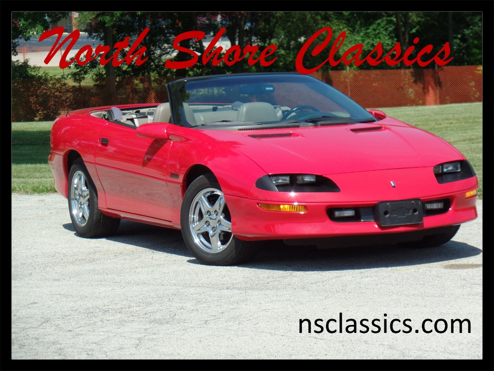 Used 1997 Chevrolet Camaro -Z28- 30th YEAR ANNIVERSARY-SEE VIDEO | Mundelein, IL