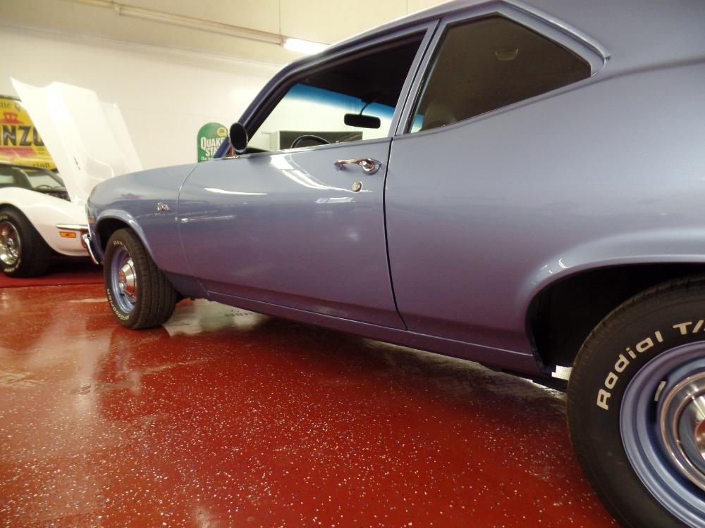 Used 1971 Chevrolet Nova BIG BLOCK 396 WITH 4 SPEED-MINT CONDITION | Mundelein, IL