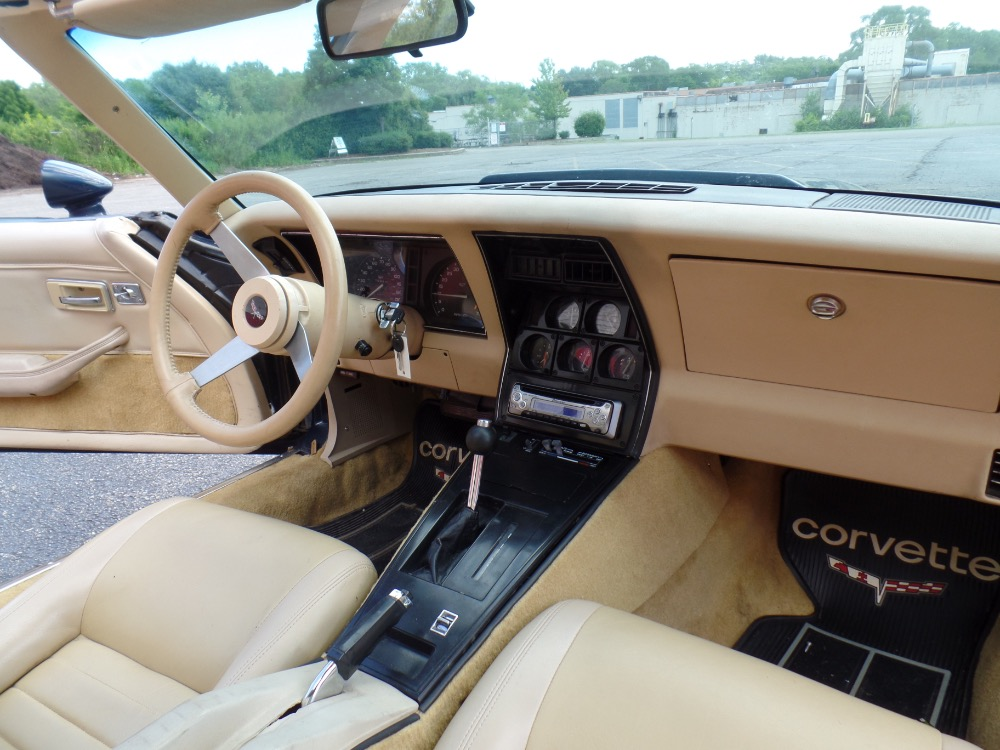 Used 1979 Chevrolet Corvette -GOOD DRIVER QUALITY VETTE-NEW LOW PRICE-SEE VIDEO | Mundelein, IL