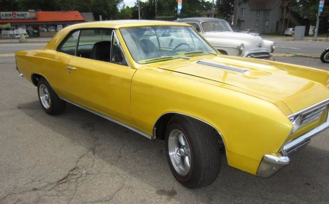 Used 1967 Chevrolet Chevelle -BIG BLOCK POWER- | Mundelein, IL