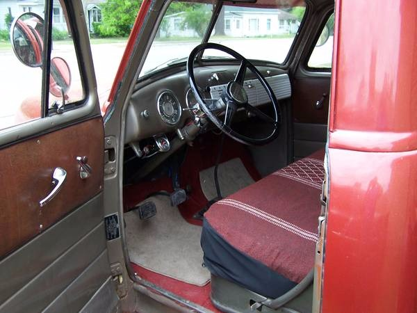 Used 1952 Chevrolet Pick-Up -THE HEARTBEAT OF AMERICA- GOOD DRIVER- | Mundelein, IL