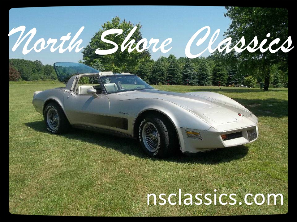 Used 1982 Chevrolet Corvette - COLLECTORS EDITION - | Mundelein, IL