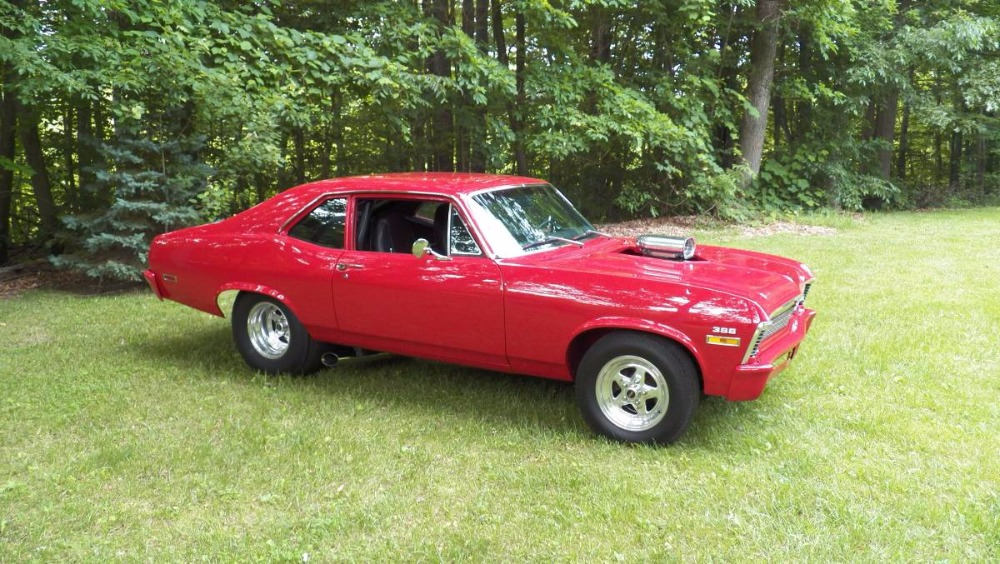 Used 1972 Chevrolet Nova - 396 BIG BLOCK NOVA  - | Mundelein, IL