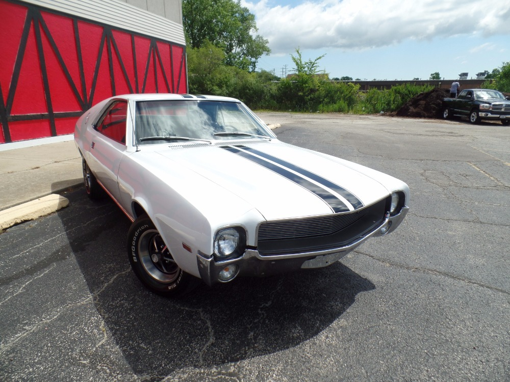 Used 1968 AMC AMX - SWEET RIDE-390 V8 ENGINE- NEW LOWERED PRICE-SEE VIDEO | Mundelein, IL