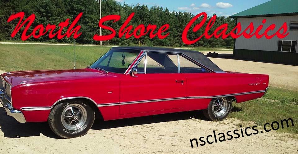 Used 1967 Dodge Coronet -COOL CLASSIC- | Mundelein, IL