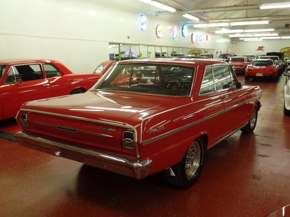 Used 1963 Chevrolet Nova    Mundelein, IL