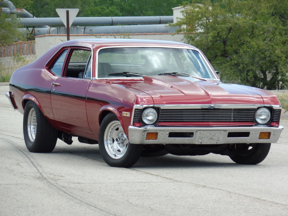 1972 Chevrolet Nova Big Block 468 Restored Ground Up Very