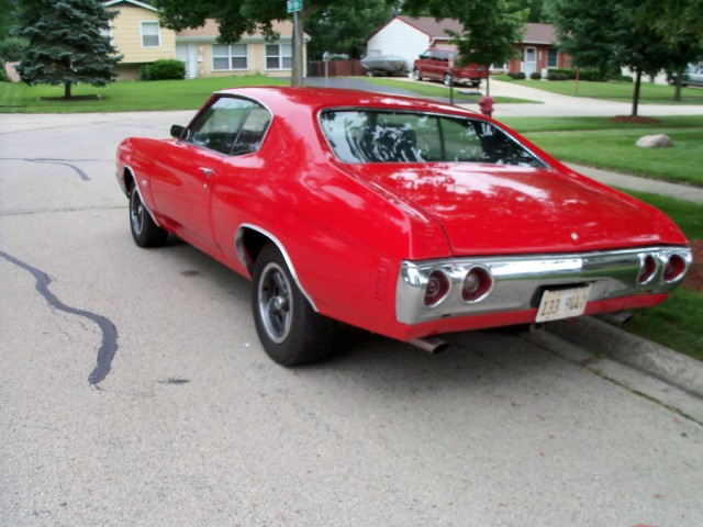 Used 1971 Chevrolet Chevelle SS-Trades OK-NEW LOW PRICE | Mundelein, IL