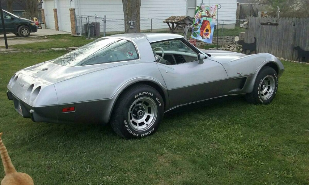 Used 1978 Chevrolet Corvette - SILVER ANNIVERSARY- SAME OWNER SINCE 1984- MATCHING NUMBERS- SEE VIDEO | Mundelein, IL