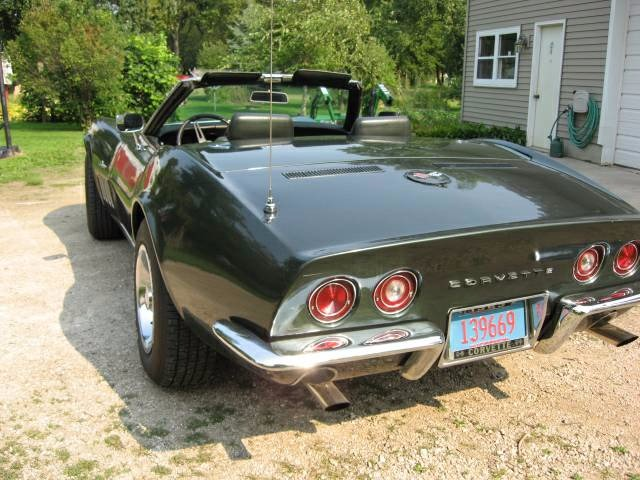 Used 1969 Chevrolet Corvette - STINGRAY- MATCHING NUMBERS-THIS IS A GREAT BUY! DONT OVERLOOK- | Mundelein, IL
