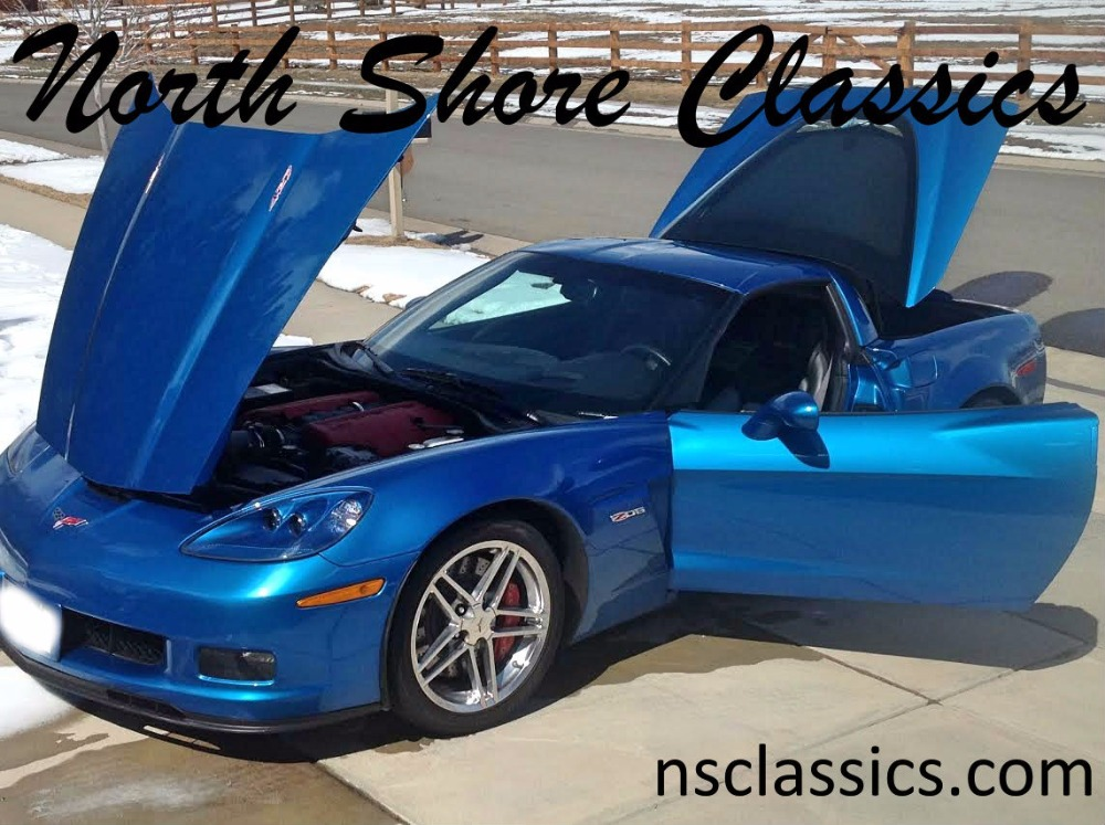 Used 2008 Chevrolet Corvette -Z06- NICE VETTE-SEE VIDEO | Mundelein, IL