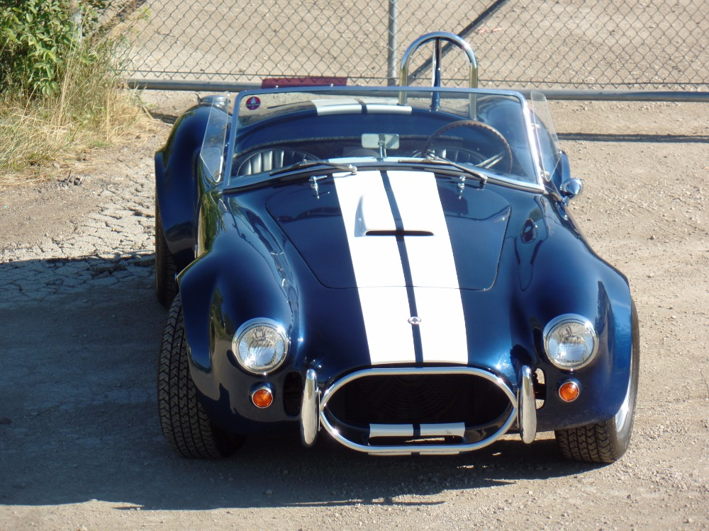 Used 1967 Ford Cobra SHELBY 4 SPEED CUSTOM STEREO- LOW MILES-BUILT IN 2002- KOOL COBRA- | Mundelein, IL