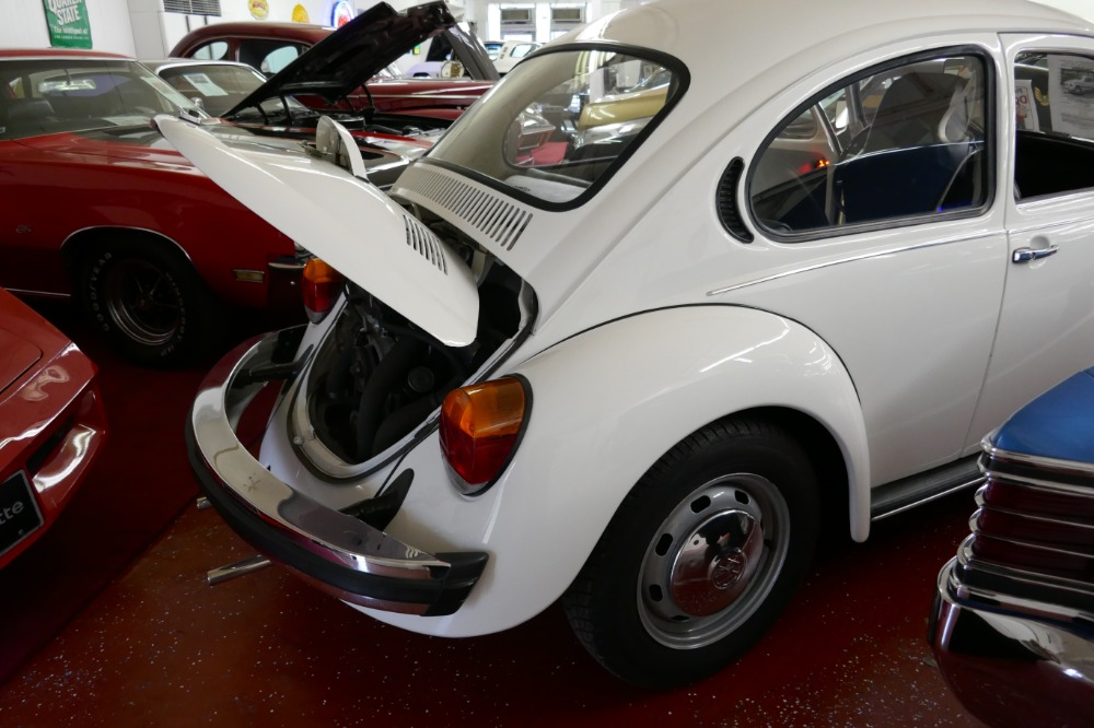 Used 1974 Volkswagen Beetle - VERY CLEAN 4 SPD - GREAT ON GAS - NICE PAINT - SEE VIDEO | Mundelein, IL