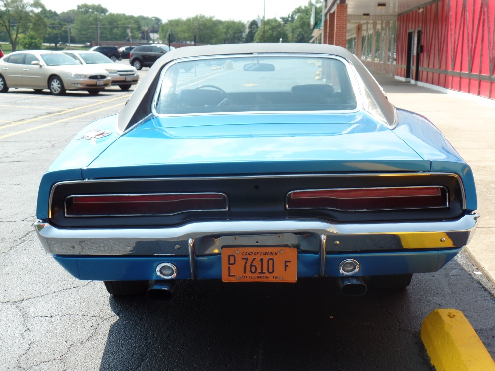 Used 1969 Dodge Charger -NUMBERS MATCHING 383 BIG BLOCK MOPAR-SEE VIDEO | Mundelein, IL