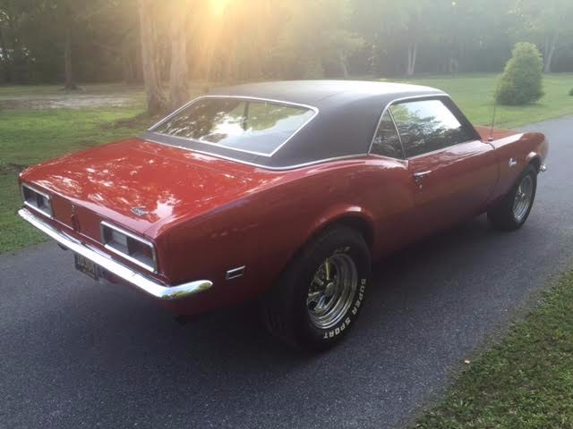 Used 1968 Chevrolet Camaro -NUMBERS MATCHING- NEW PAINT- SHOW READY- | Mundelein, IL