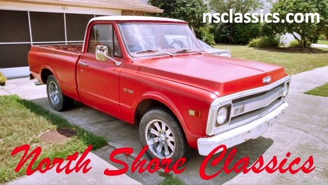 Used 1969 Chevrolet C10 -SHORT BED PICKUP- | Mundelein, IL