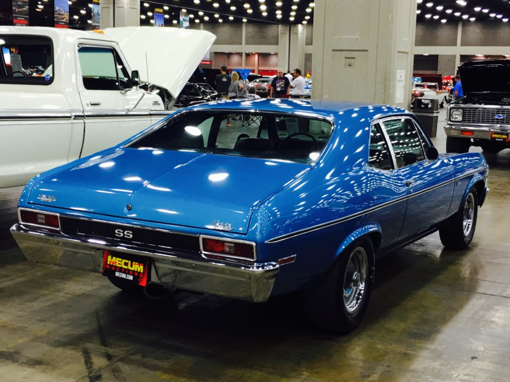 Used 1971 Chevrolet Nova -FRESH SUPERCHARGED ENGINE-WICKED NOVA-NEW LOW PRICE-SEE VIDEO- | Mundelein, IL