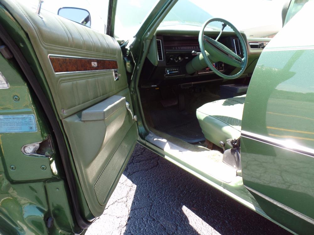 1974 Chevrolet Impala -4 DOOR CLASSIC- Stock # 4574ILDL ...