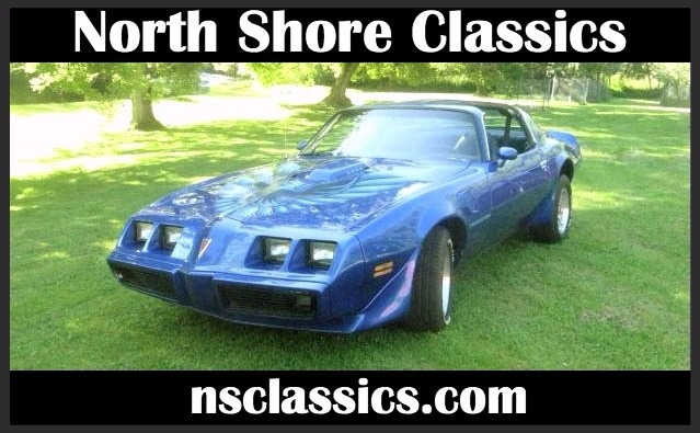 Used 1979 Pontiac Trans Am -FRESH ENGINE AND PAINT- SEE VIDEO | Mundelein, IL