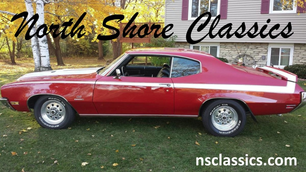 Used 1970 Buick Skylark -GS STAGE 1- SAME OWNER SINCE 1981-SHOW WINNER QUALITY- | Mundelein, IL