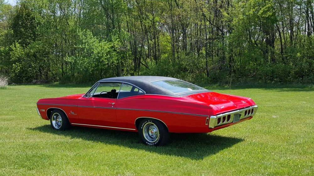 Used 1968 Chevrolet Impala -SS-SHOW STOPPER- | Mundelein, IL
