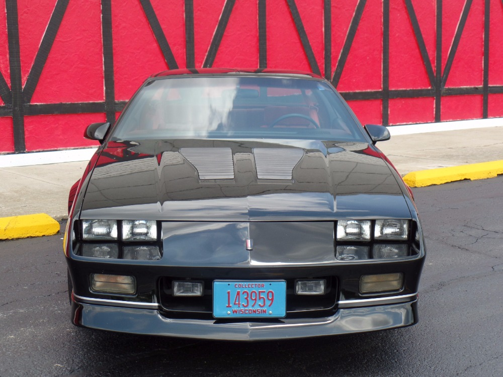 Used 1986 Chevrolet Camaro -NUMBERS MATCHING - IROC- SEE VIDEO | Mundelein, IL