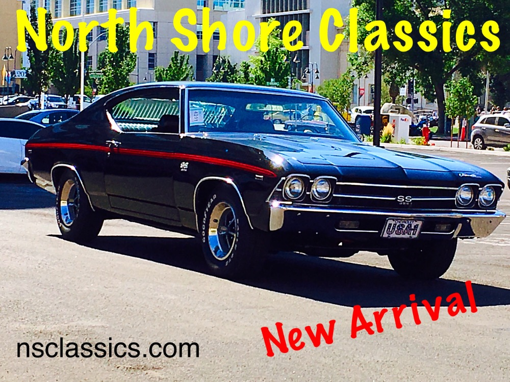 Used 1969 Chevrolet Chevelle Real SS-Hi End Restoration-Frame Off-Show Quality Condition-SEE VIDEO | Mundelein, IL