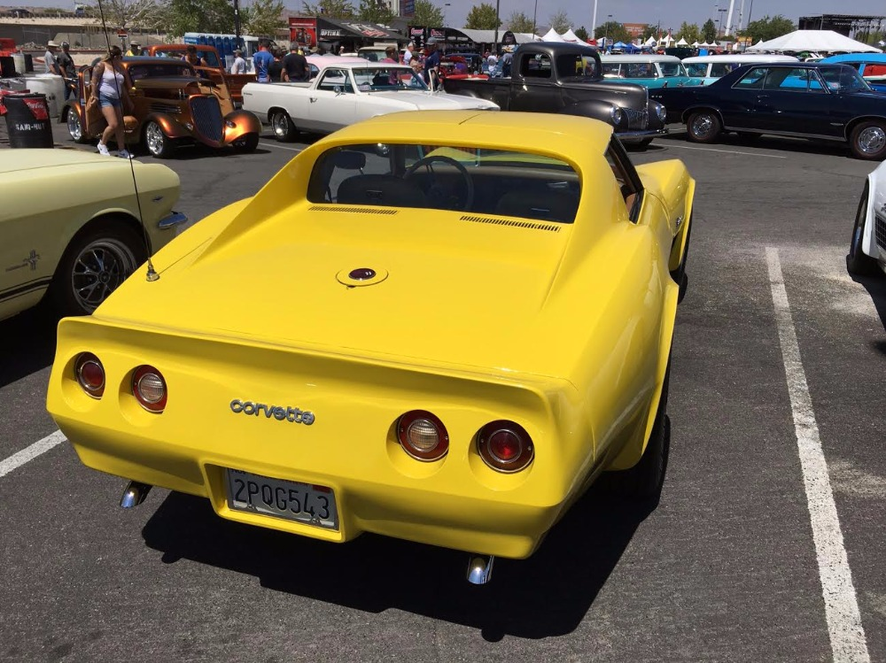 Used 1975 Chevrolet Corvette - Good Driver quality Stingray from Nevada | Mundelein, IL