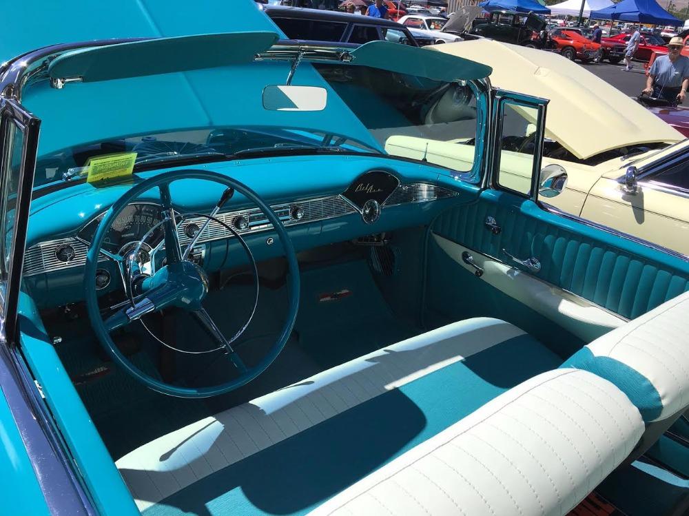 Used 1956 Chevrolet Bel Air - CONVERTIBLE- Rotisorrie Hi quality Restoration   Mundelein, IL