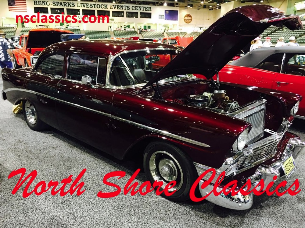 Used 1956 Chevrolet Bel Air - AN AMERICAN REVOLUTION- | Mundelein, IL