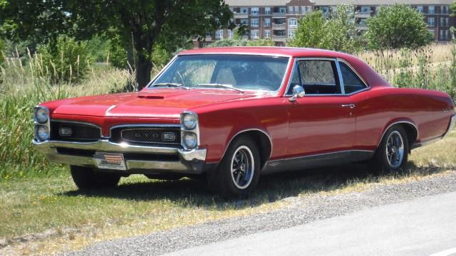 1967 Pontiac GTO SEE VIDEO Stock # 6767455 for sale near Mundelein
