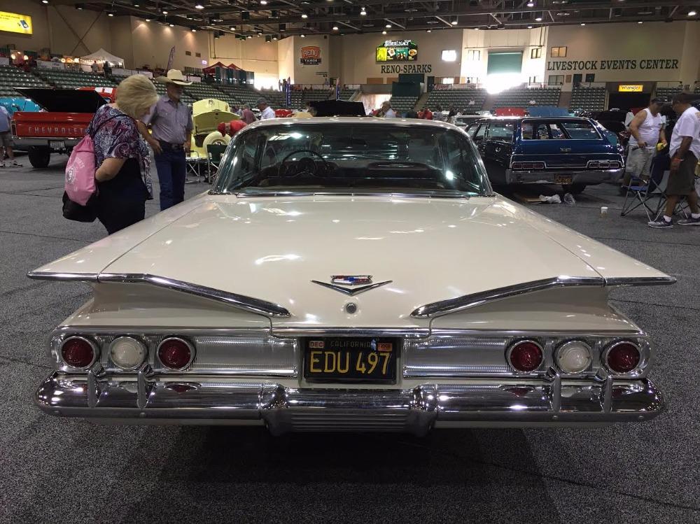 Used 1960 Chevrolet Impala - 2 OWNER IMPALA- WITH OVERDRIVE- | Mundelein, IL