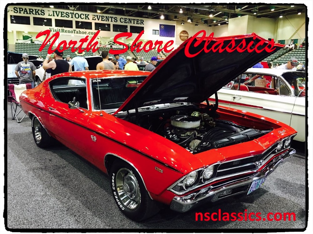 Used 1969 Chevrolet Chevelle -SS-SHOW STOPPER-SEE VIDEO | Mundelein, IL