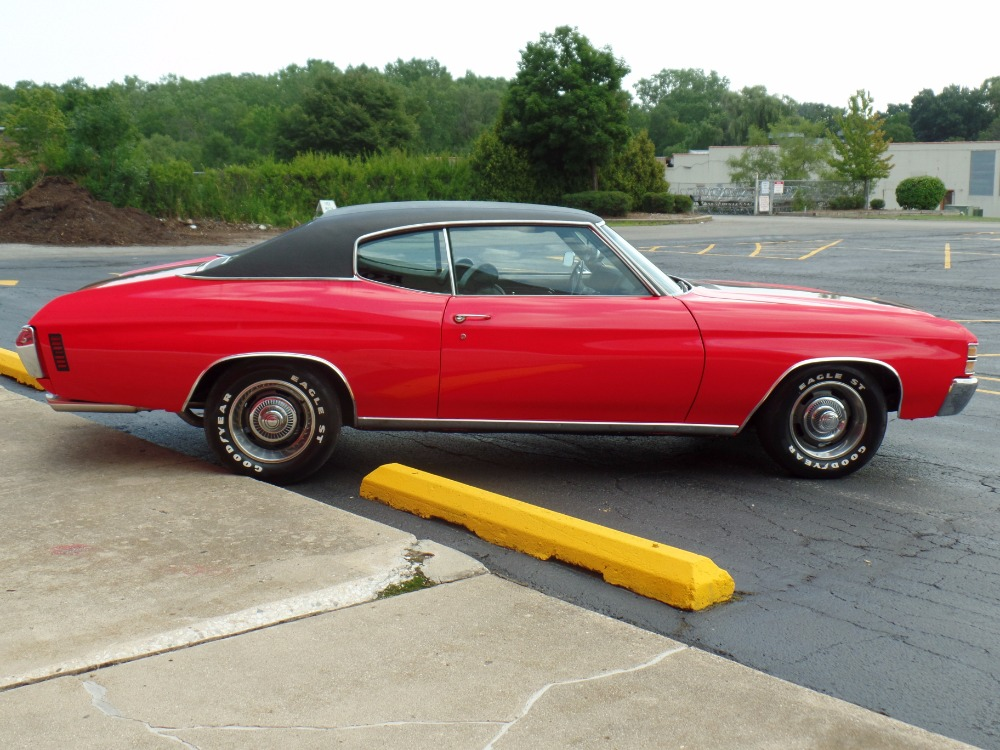 Used 1971 Chevrolet Chevelle -NICE PAINT- 350 V-8- SEE VIDEO | Mundelein, IL