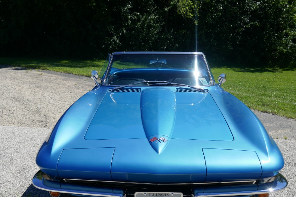 Used 1965 Chevrolet Corvette -CONVERTIBLE STINGRAY-NEW LOWER PRICE-SEE VIDEO | Mundelein, IL