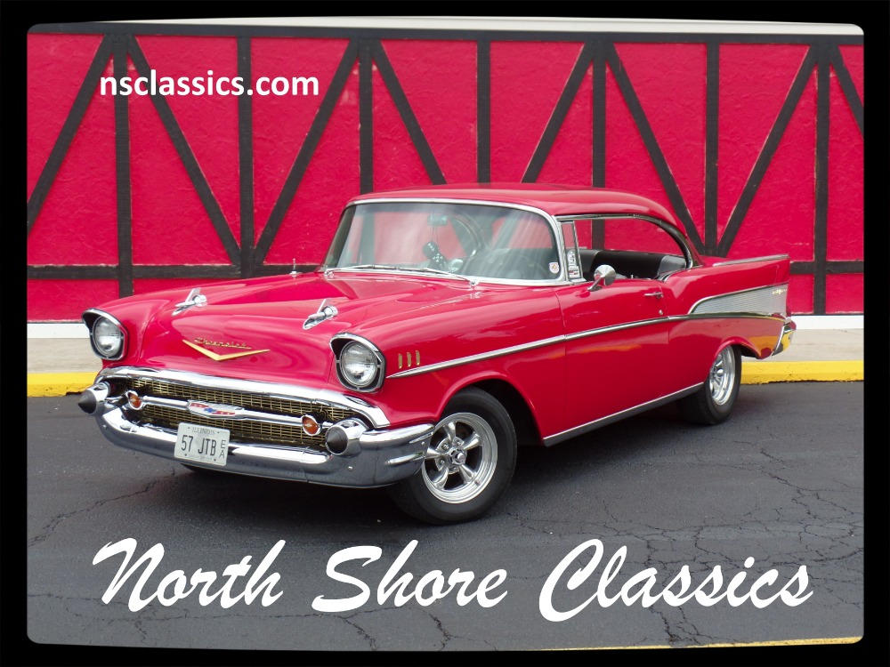 Used 1957 Chevrolet Bel Air -DRIVE YOUR DREAMS- NEW LOW PRICE-SEE VIDEO- | Mundelein, IL