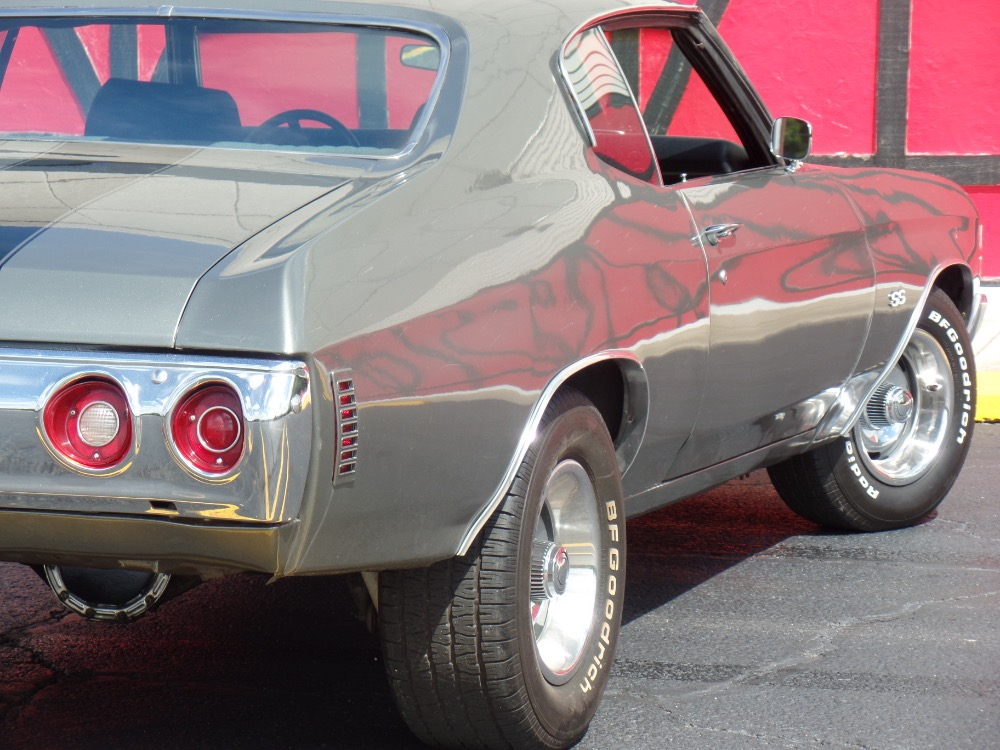 Used 1971 Chevrolet Chevelle SS454-BIG BLOCK POWER-VERY NICE CONDITION-SEE VIDEO | Mundelein, IL