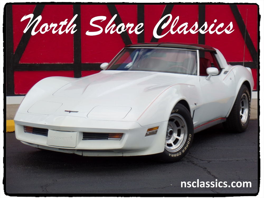 Used 1981 Chevrolet Corvette - NUMBERS MATCHING- FUEL INJECTED-NEW LOW PRICE-SEE VIDEO | Mundelein, IL