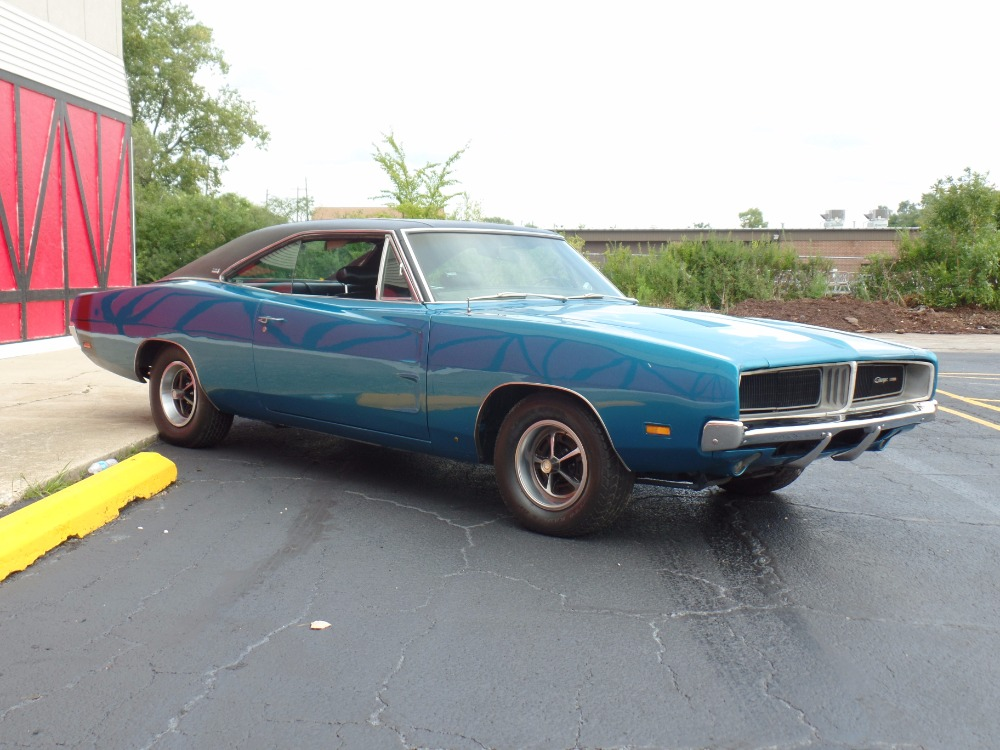 Used 1969 Dodge Charger SE-2 Owner Mopar-From SoCal California-NEW LOW PRICE-SEE VIDEO | Mundelein, IL