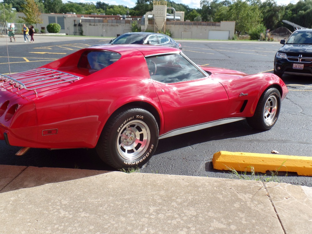 Used 1976 Chevrolet Corvette T-TOPS- 12,000 MILES ON RE-BUILD- NEW PRICE-SEE VIDEO | Mundelein, IL