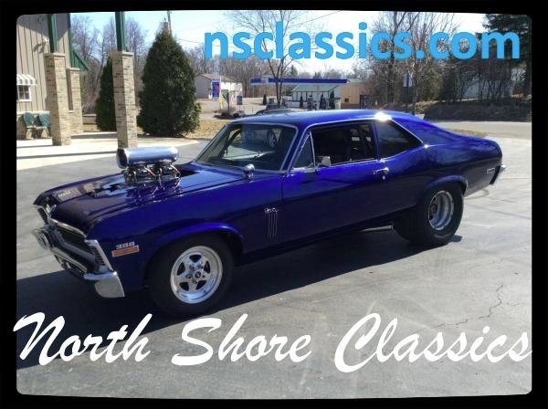 Used 1970 Chevrolet Nova -ONE OWNER-NEVER RACED- | Mundelein, IL