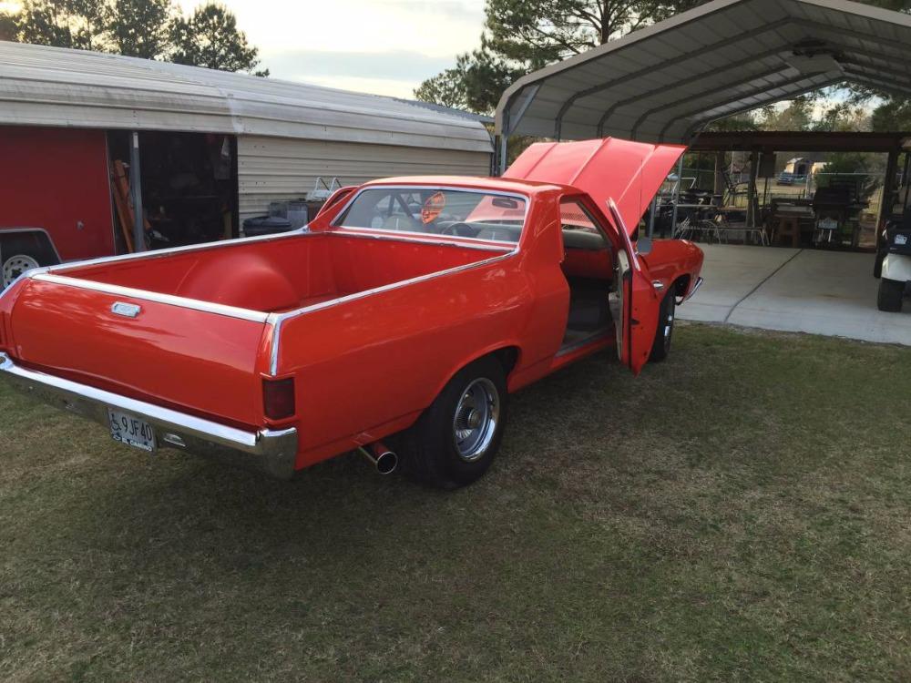 Used 1968 Chevrolet El Camino - FRESH TRANS- GOOD QUALITY DRIVER- | Mundelein, IL