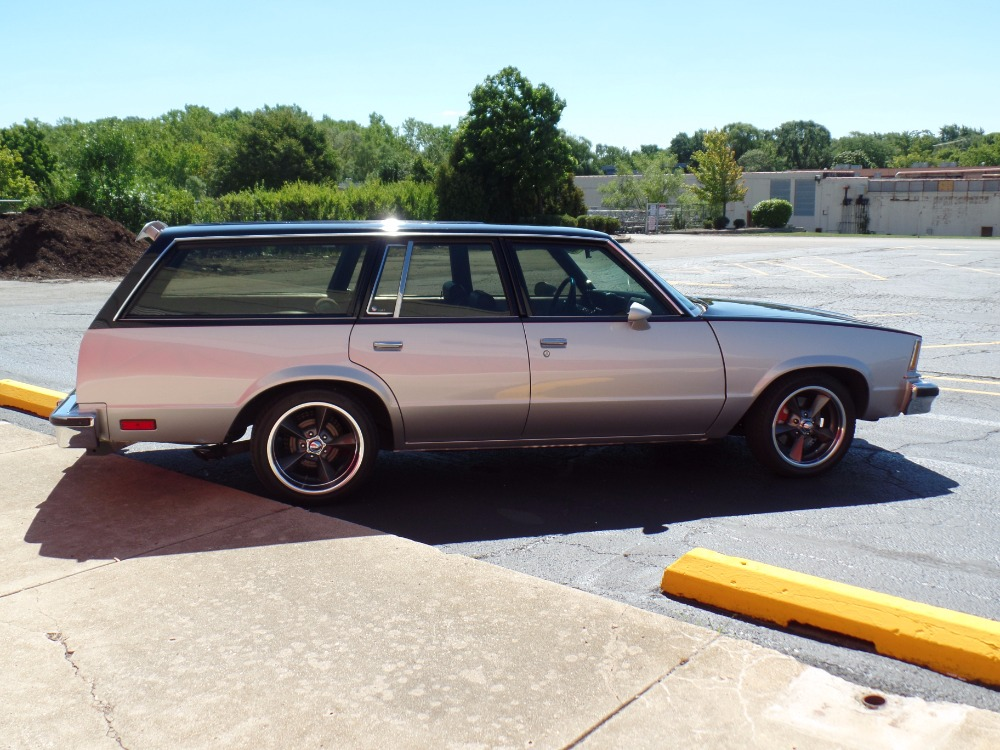 Used 1979 Chevrolet Malibu Wagon -NICE TWO TONE 4DOOR WAGON- | Mundelein, IL