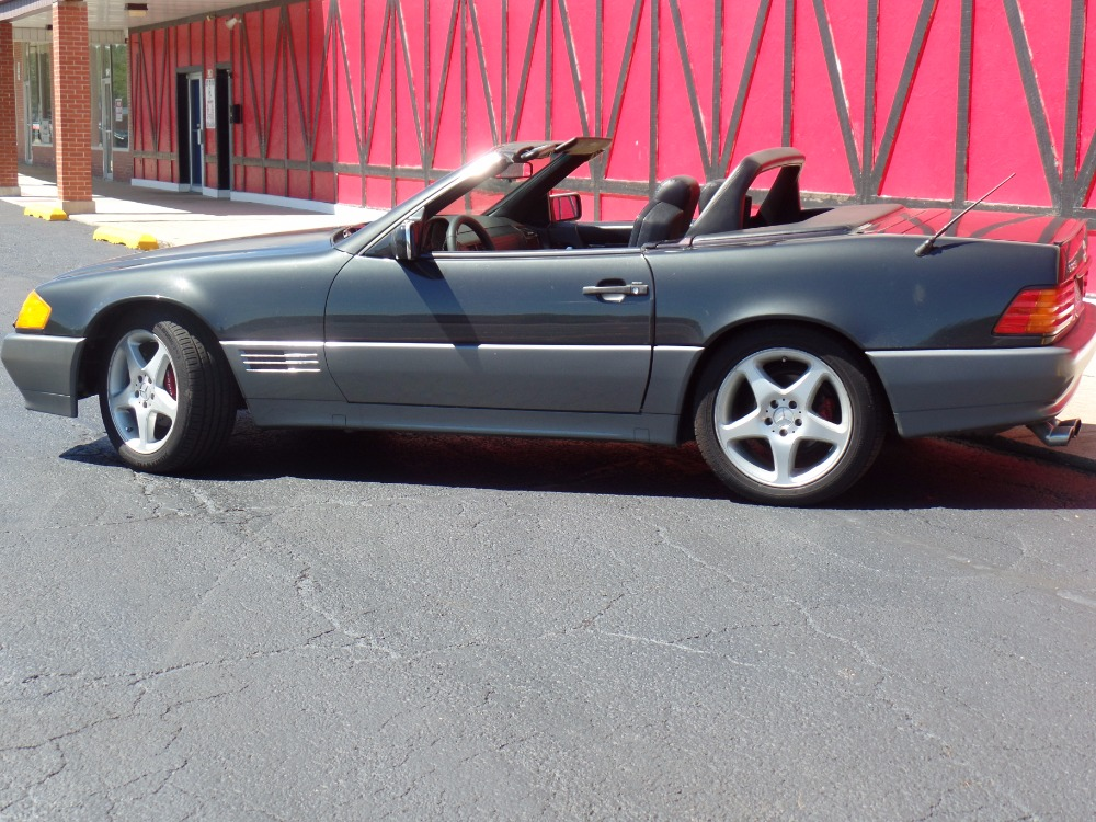 1992 mercedes benz sl 300 convertible benz new low for New mercedes benz convertible