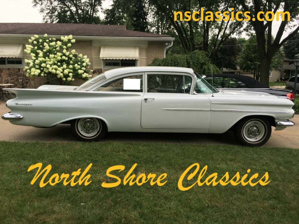 Used 1959 Chevrolet Biscayne -NICE RIDE- QUALITY CRUISER- | Mundelein, IL