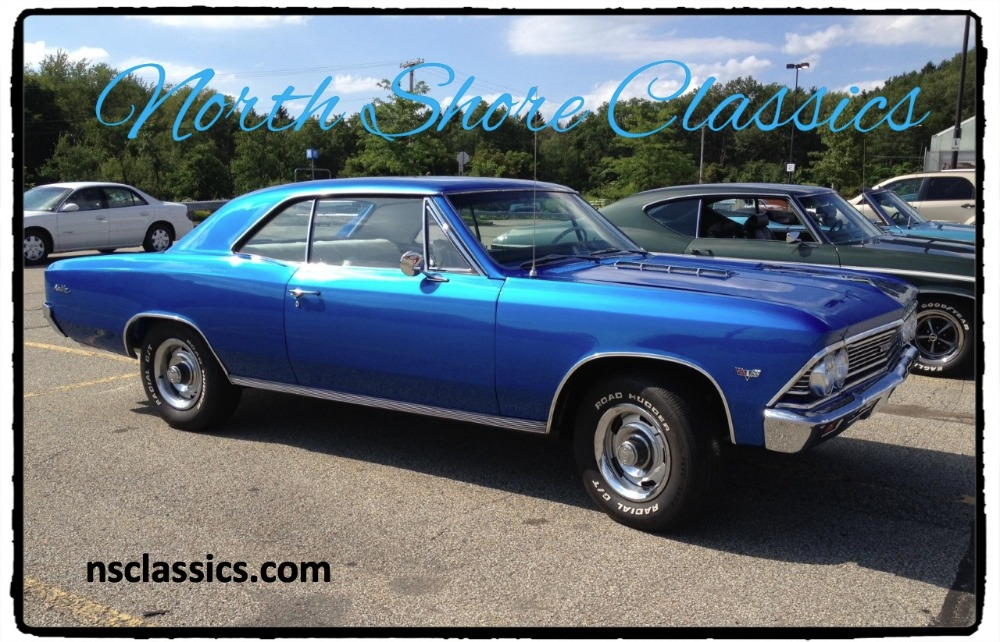 Used 1966 Chevrolet Chevelle -FRAME OFF RESTO WITH DOCUMENTATION- | Mundelein, IL