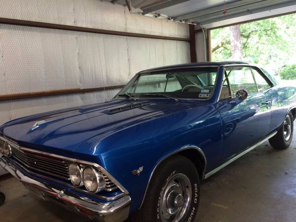 Used 1966 Chevrolet Chevelle -FRAME OFF RESTO WITH DOCUMENTATION- | Mundelein, IL