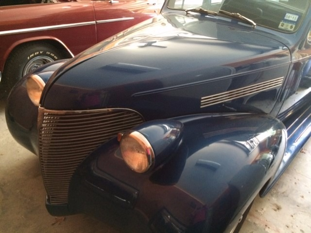Used 1939 Chevrolet Hot Rod / Street Rod -2 DOOR COUPE - NEW INTERIOR- | Mundelein, IL