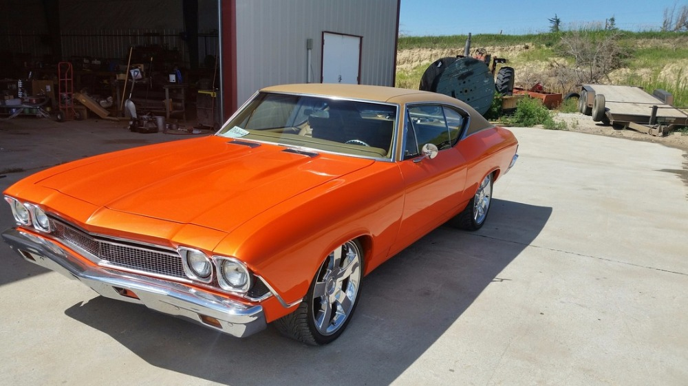 Used 1968 Chevrolet Chevelle -CUSTOM SOUND SYSTEM- CHECK IT OUT- | Mundelein, IL
